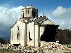 Inclusion of Kosovo in UNESCO will have irreversible consequences - Metropolitan Hilarion