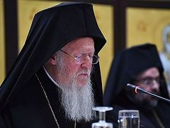 "Ecumenical Patriarch: ""The Holy and Great Synod is of direct and vital interest both for the Orthodox, and for the rest of the Christian world"""