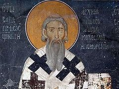 'The Earth Cannot Imprison Him'—St Sava of Serbia