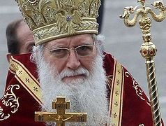Russian Greetings to the Primate of Bulgarian Orthodox Church on his Name's Day