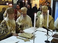 Address of Serbian Patriarch at the Synaxis of the primates of Local Orthodox Churches in Geneva