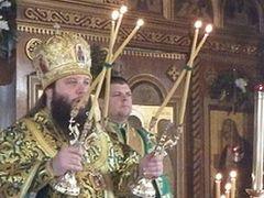 Bishop Nicholas leads Patronal Feast of Novo-Diveevo & Installation of Convent's New Abbess