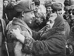 К 72-й годовщине снятия Блокады Ленинграда