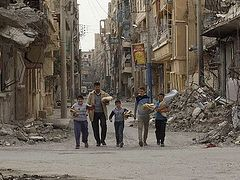 120,000 People Starving in Syrian City Besieged by ISIS