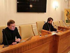 Синодальная библейско-богословская комиссия утвердила проект Катехизиса Русской Православной Церкви