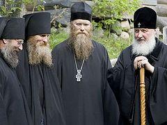 «Патриарх олицетворяет собой единство Церкви»