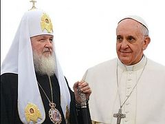 Joint Press Release of the Holy See and the Patriarchate of Moscow