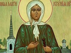 St. Xenia Fool-for-Christ