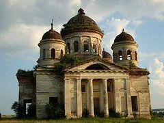 Church founded by mother of a Decembrist for expiation of his sins to be restored in the Ulyanovsk region