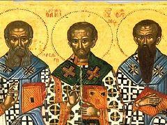 The Three Hierarchs