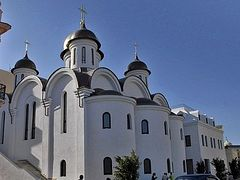 Havana's Russian Orthodox cathedral, an exotic jewel on the Caribbean island