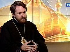 Metropolitan Hilarion: Nowadays, when the faithful of the Orthodox and the Catholic Churches are facing the same challenges, it is important to learn how to act not like competitors, but like allies