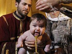 Почему Православная Церковь крестит младенцев? (+ВИДЕО)