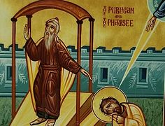 Sunday of the Publican and the Pharisee