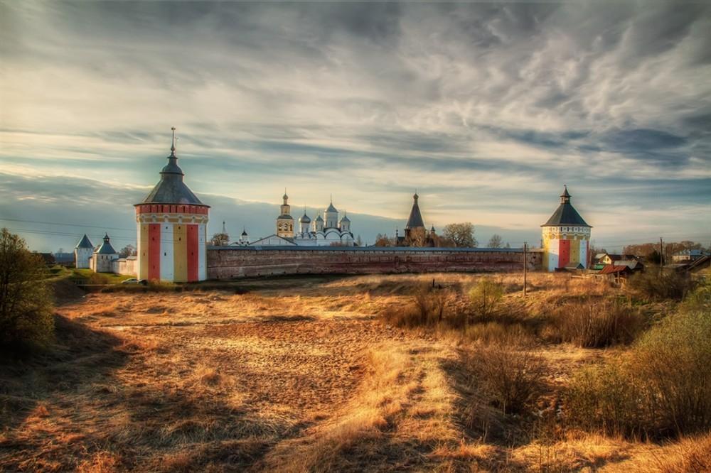 Спасо-Прилуцкий монастырь, Вологда