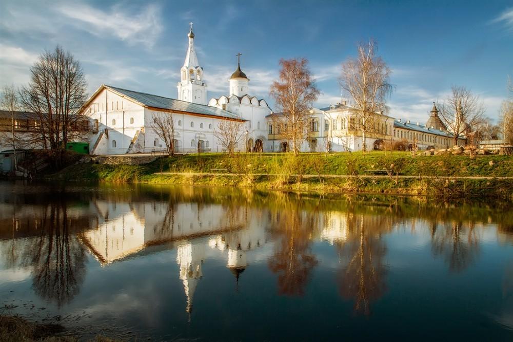 Вологда. Спасо-Прилуцкий монастырь