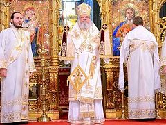 Beginning of the Triodion at the Romanian Patriarchal Cathedral