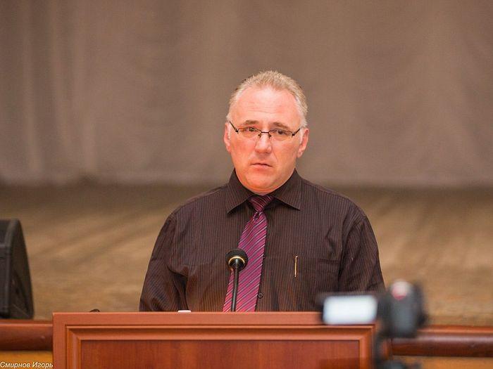 Михаил Хасьминский