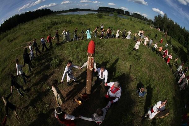 Ритуалы русского неоязычества