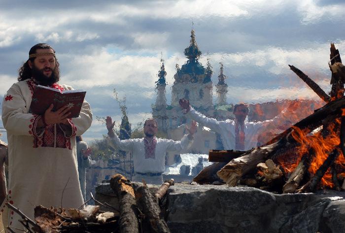 Неоязычники Киева