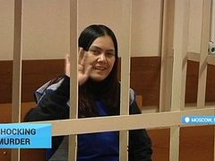 Moscow nanny accused of beheading child says she had 'orders from Allah'