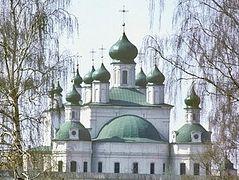 The Goritsky Monastery: History within a stunning landscape