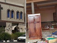 Bombed, Burned, and Urinated On: Churches Under Islam