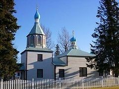 Restoration of historic Kenai, AK church enters final phase