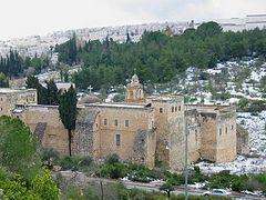 Georgian Oligarch May Try to Buy Jerusalem's Jvari Monastery