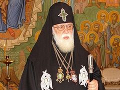 Georgian Patriarch (Ilia II) Gives Blessing to World Congress of Families X -- Tbilisi, Republic of Georgia (May 15-18)
