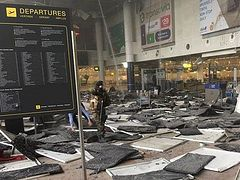 Brussels Airport and Metro Explosions: Suicide Attacker Suspected