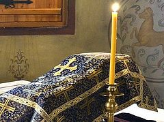 The Liturgy of the Presanctified Gifts
