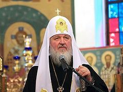 Russia's Patriarch Kirill: Some Human Rights Are 'Heresy'