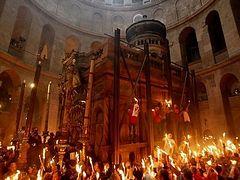 Tomb of Jesus set for restoration work after Easter