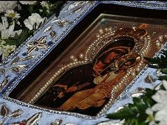 New Miracle of the Hawaiian Iveron Icon of the Mother of God