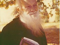 Archimandrite Vasily (Philippov) of St. Tikhon's Monastery