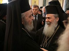 Is One of Jerusalem's Longest-running Religious Spats Over?