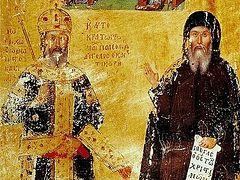 История Византии. Монашество (+ВИДЕО)