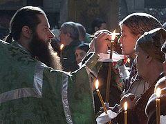 Таинства Церкви. Елеосвящение (+ВИДЕО)