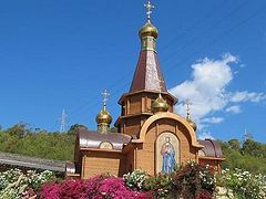 Worship spaces for two new communities of the Moscow Patriarchate consecrated in Spain