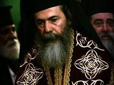 Remarks of His Beatitude Theophilos III at Meeting of President of Israel with Heads of Holy Land Churches
