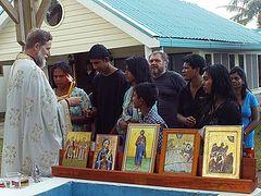 Missionary journey to Vanua Levu