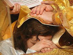 Таинства Церкви. Священство (+ВИДЕО)