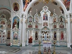 New Orthodox church opened in Chechnya
