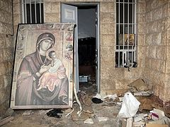 Catholics join forces with Russian Orthodox to rebuild churches in Syria