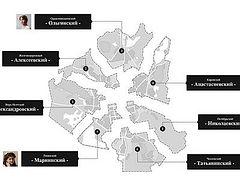 Ekaterinburg Ponders Renaming of Districts in Honour of Holy Royal Martyrs