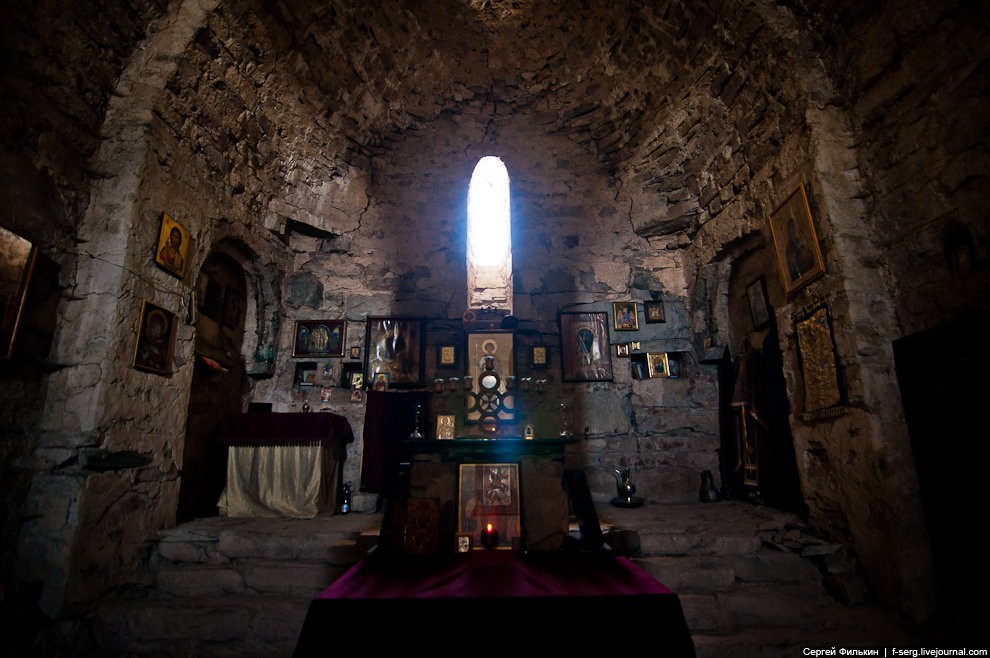 The Monastery of Great Martyr George, Lomisi, Georgia