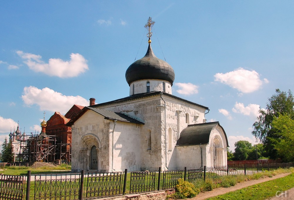 Church of Great Martyr George, Yuriev-Polsky, Russia