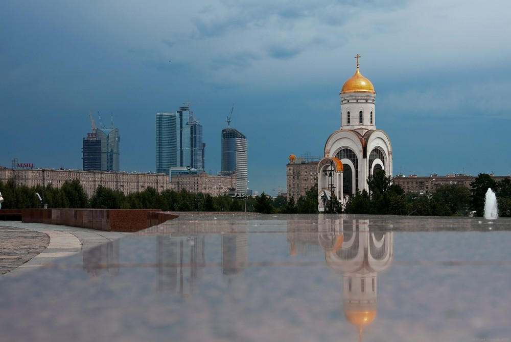 Church of Great Martyr George, Moscow