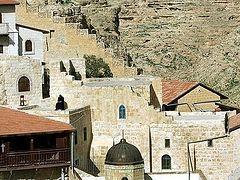 Ancient Palestinian monastery under UNESCO consideration